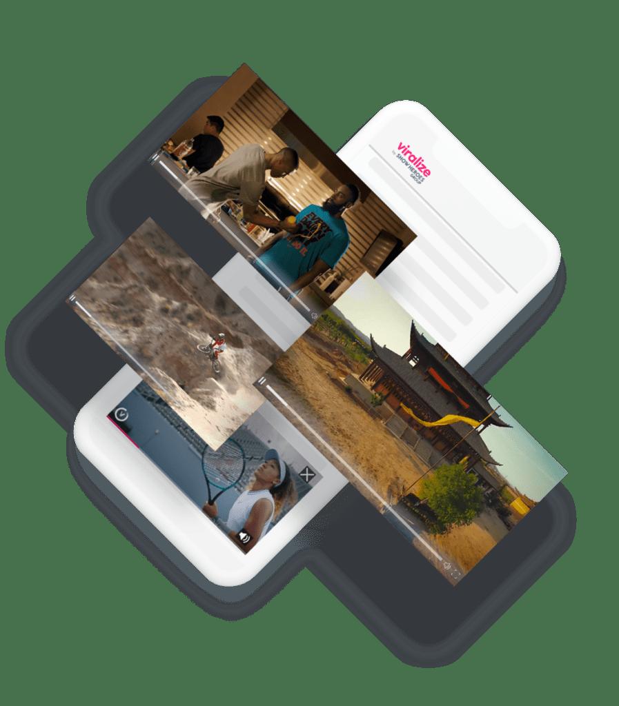 5 Units 1 Player – Viralize